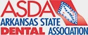 Arkansas State Dental Associate logo