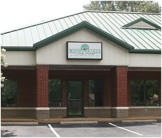 Woodsprings Family Dentistry  store front